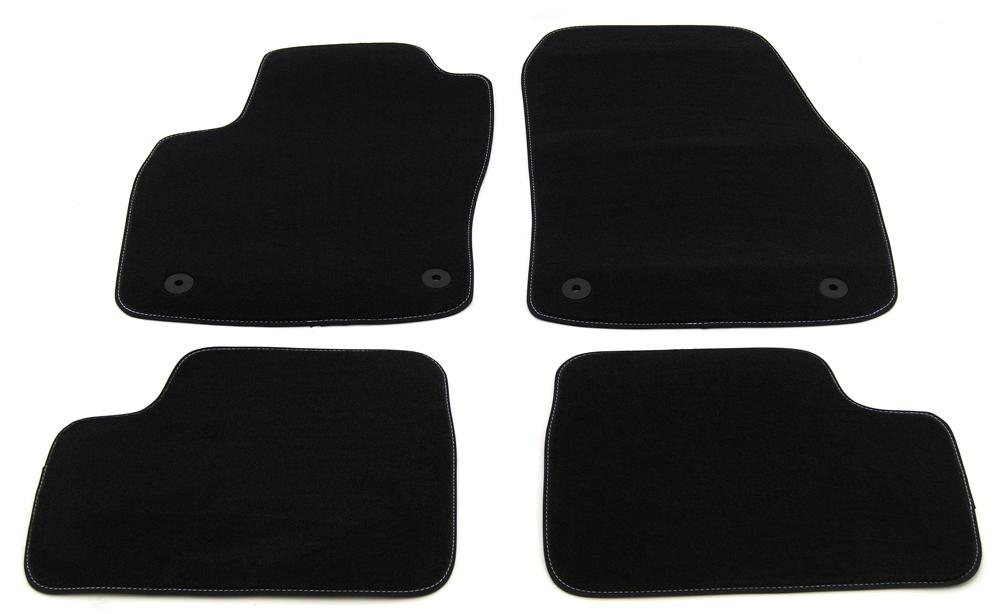 profimats velours fu matten opel astra h bj 04 09. Black Bedroom Furniture Sets. Home Design Ideas